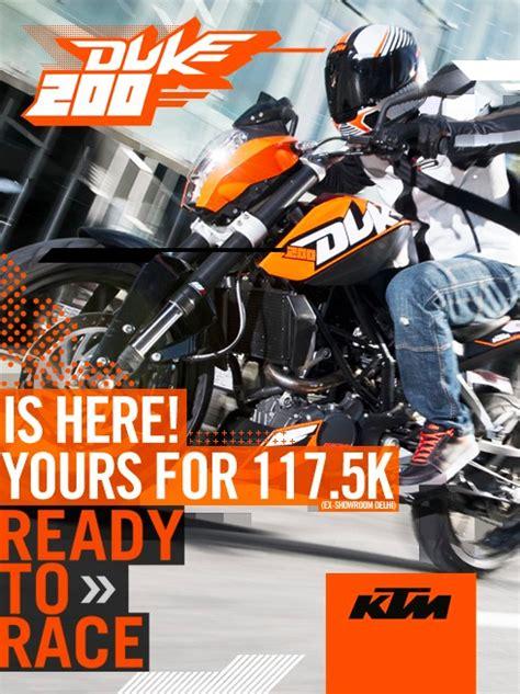 Ktm Duke Bikes Price In India Bajaj Ktm Duke 200 Price In India 200cc Sporty Bike