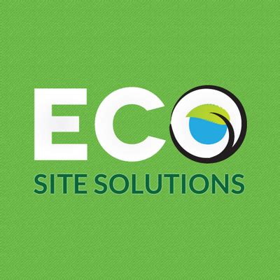 eco site eco site solutions ecositesolution twitter