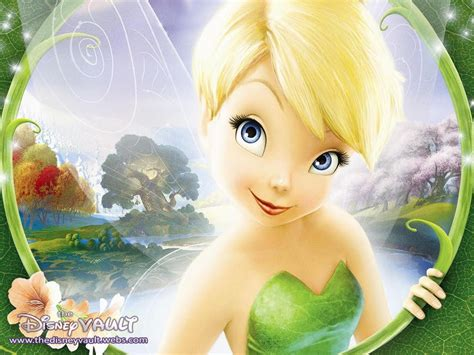 wallpaper peri biru graffiti bridge tinkerbell picture