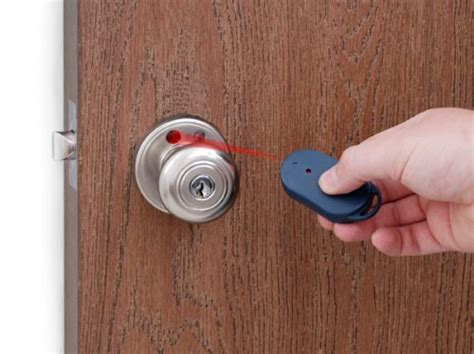 Ir Door Lock by Ir Remote Key Fob For Ir Remote Controlled Keyless