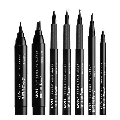 Nyx Eyeliner that s the point eyeliner nyx professional makeup