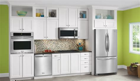 How To Organize Small Kitchen Appliances - pros and cons of counter depth refrigerators