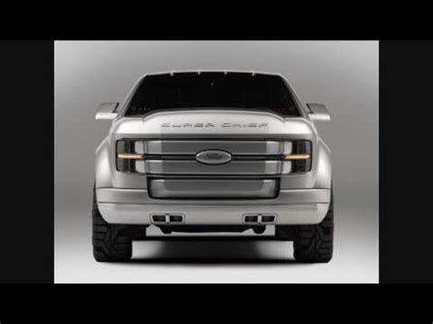 ford f.250 super chief concept youtube