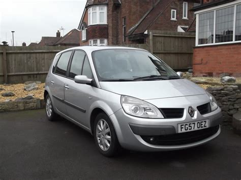 renault scenic 2007 interior renault scenic 1 5 2007 technical specifications