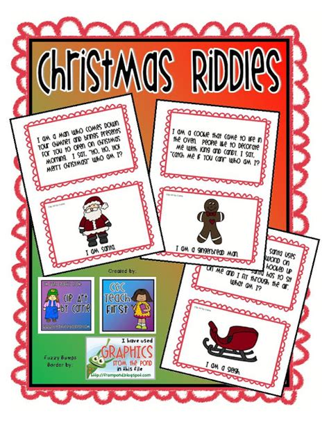 search results for christmas riddle calendar 2015