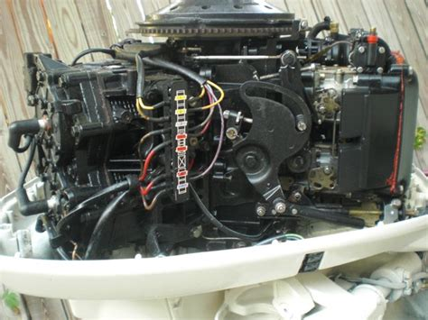johnson 115 hp outboard motor manual johnson 115 outboard the hull boating and