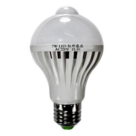 smart led bulbs differ by smart led light l energy save sound pir motion sensor