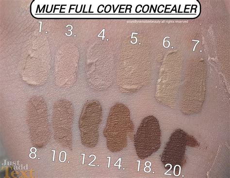 Makeup Forever Cover makeup forever cover concealer review swatches of