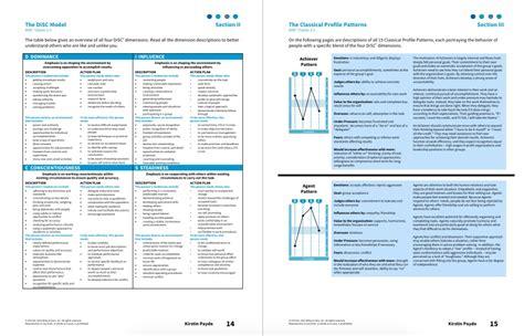 pattern test disc your next au pair s disc personality profile kirstin paydo