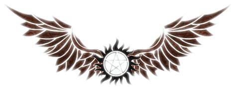 supernatural tattoo png oltre 1000 idee su supernatural anti possession tattoo su