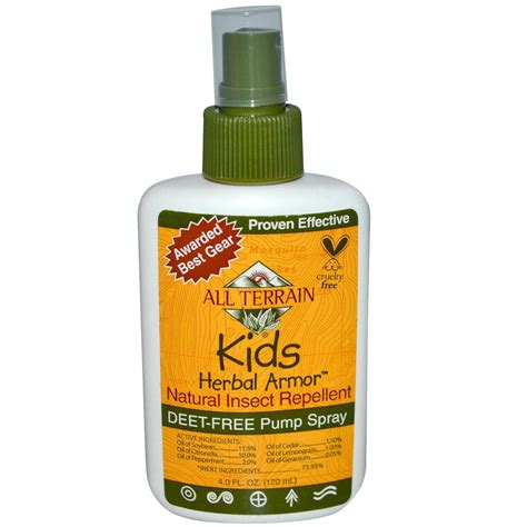 natural mosquito repellent insect repellents