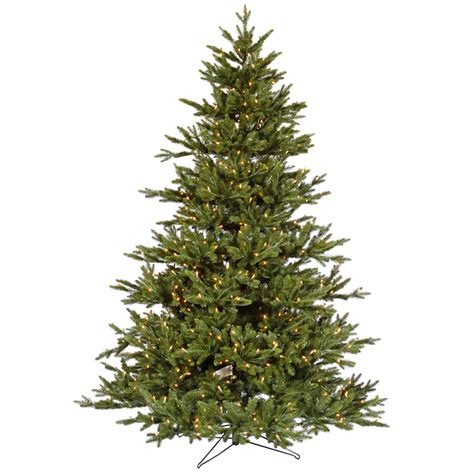 lighted artificial christmas trees 14 16 ft christmas trees