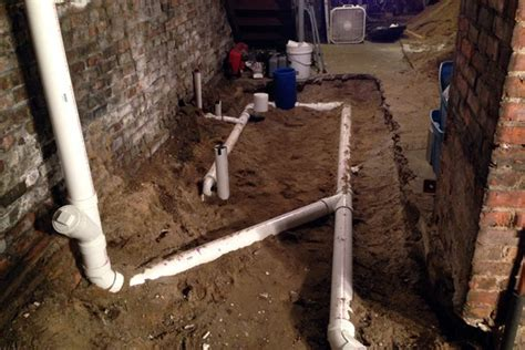 new pipes in the basement avoision avoision
