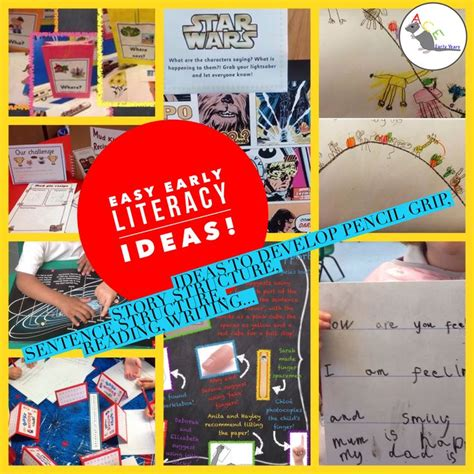 new year literacy activities eyfs m 225 s de 25 ideas incre 237 bles sobre eyfs areas of learning en