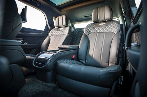 bentley bentayga interior black 2016 bentley bentayga review gtspirit
