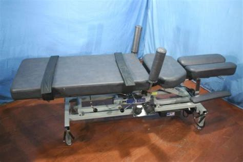 Chiropractic Table For Sale by Used Leander Model Da Chiropractic Table For Sale Dotmed