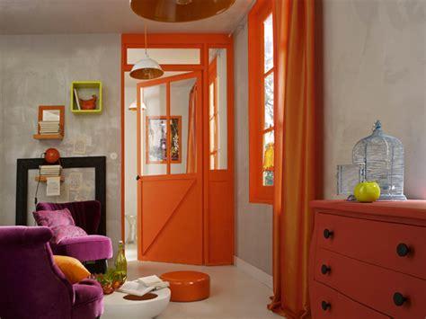 Salon Gris Et Orange by 5 Couleurs De Peinture Salon Pour Une D 233 Co Pep S D 233 Co