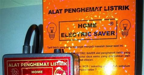 kapasitor sebagai penghemat listrik alat penghemat listrik cipta teknik