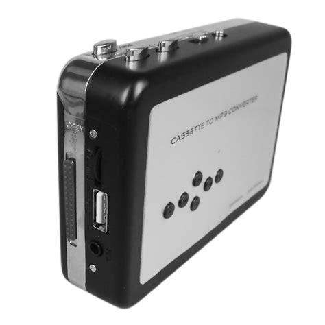 convertitore cassette in mp3 usb portatile cassette player convertire le vecchie