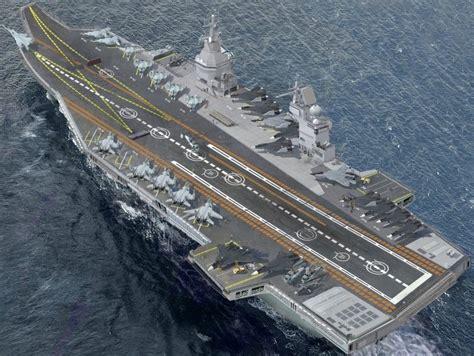 wow rusia disebut akan bangun kapal induk terbesar di dunia okezone news