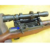 M1 Garand Scope Mount If I Were To Consider A Id Go