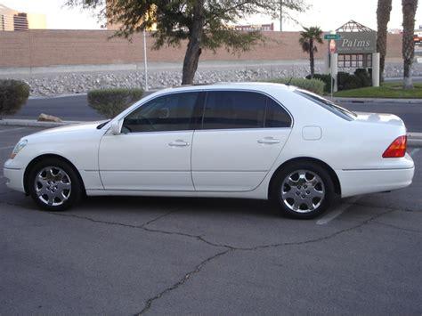 lexus 430 ls 2003 lexus ls 430