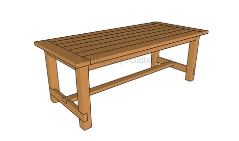 harvest table bench plans woodworking plans harvest table diy woodworking projects