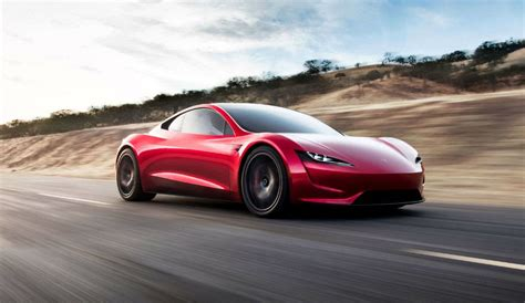 Who Makes The Tesla Car Tesla Roadster Will An Option That Makes It Even