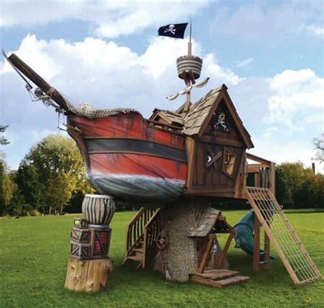 spielturm piratenschiff schafft viel freude f 252 r ihre kinder