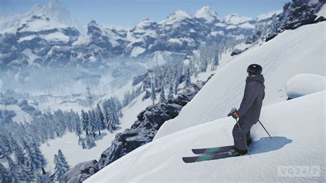 open snow snow cryengine 3 open world sports game due this year vg247