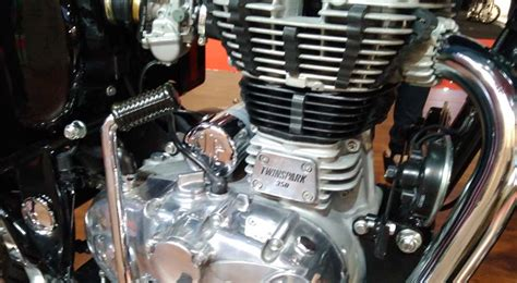 Mesin Royal Enfield royal enfield classic 350 redditch motor india rasa inggris