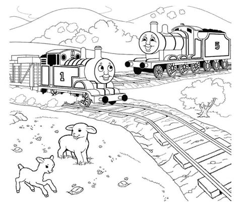 thomas coloring pages free printable thomas friends coloring pages az coloring pages