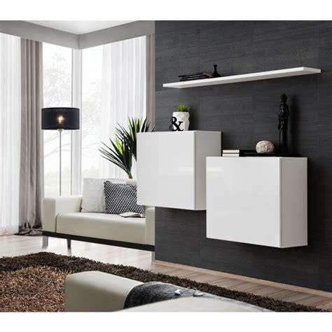 mobili soggiorno sospesi moderni set ingresso o soggiorno moderno con mobili sospesi e