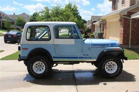 amc jeep cj7 1979 amc jeep cj7 jeep cj 1979 for sale