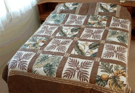 Hawaiian Quilt Bedding by Hawaiian Quilts