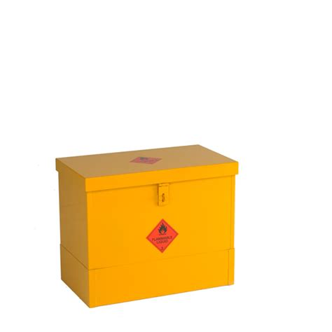 Small Flammable Cabinet by Cb9f Small Flat Flammable Liquid Storage Bin Sc Cabinets