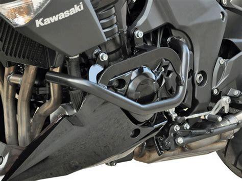 Bikermart: Kawasaki Z1000 2010~13 Black IBEX Engine Crash