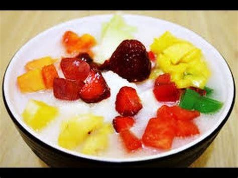 cara membuat salad buah yg praktis cara membuat sop buah enak youtube