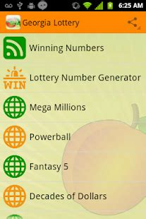 ga lottery app for android app lottery results apk for windows phone android and apps
