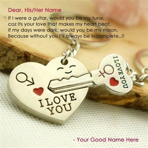 beautiful greeting cards with my name and lover day beautiful card with