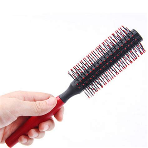 new curly brush for men 1pcs new curly hair brush comb plastic handle hair care