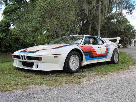 Bmw M1 For Sale by 1979 Bmw M1 For Sale Classiccars Cc 912586