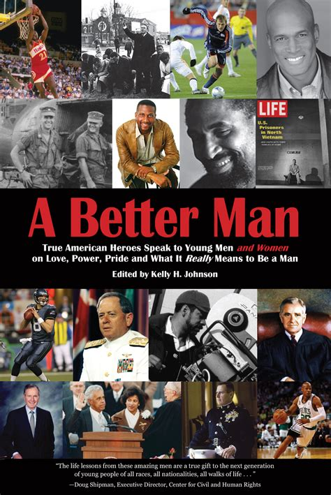 biography book publishers list a better man true american heroes speak to young men and