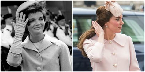Jackie Kennedy Hairstyles by All The Times Kate Middleton Channeled Jackie Kennedy