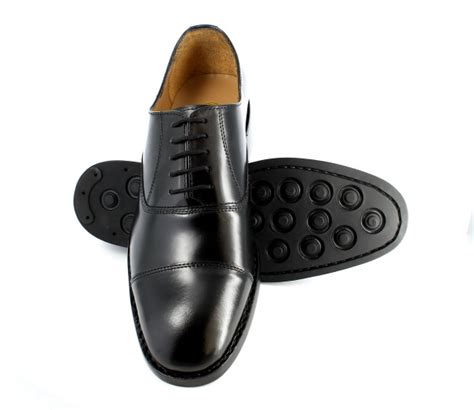 rubber sole oxford shoes mens handmade oxford shoes with rubber sole by gentlemen