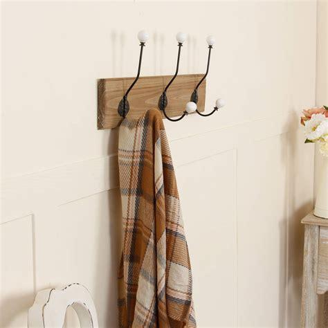 contemporary coat hooks contemporary ceramic ceasar coat hook board selection by dibor notonthehighstreet com