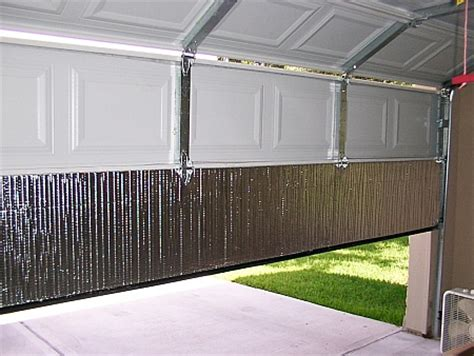 Best Way To Insulate A Garage Door by Green S Going Green And Everything In Between Go Green