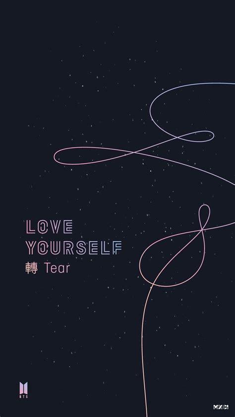 Bts Yourself Tear Wallpaper