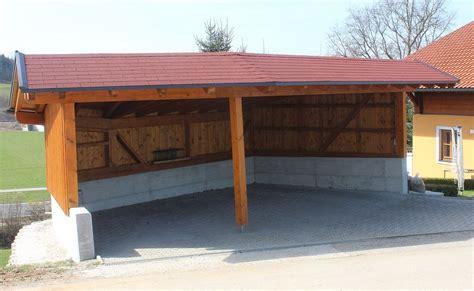 carport holzbau carports garagen holzbau koasa