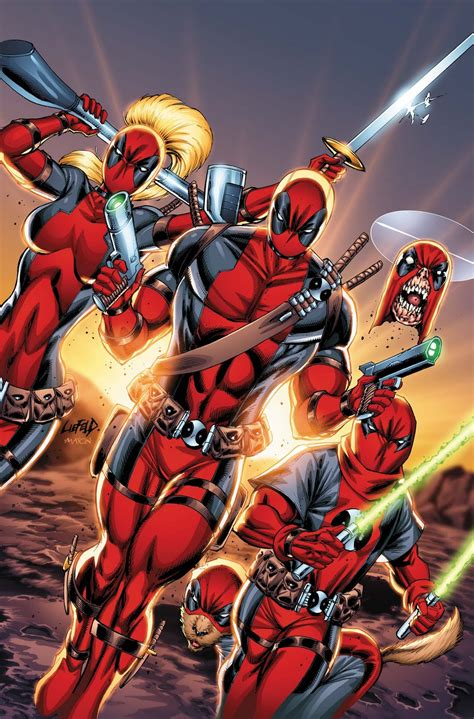 deadpool the march 2011 deadpool comics deadpool bugle